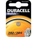 Pile SR41 392 384 Oxyde d'argent DURACELL