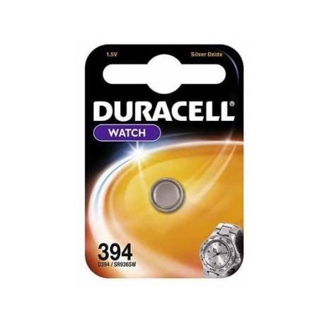 Pile SR45 394 Oxyde d'argent DURACELL