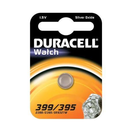Pile SR57 399 395 Oxyde d\'argent DURACELL
