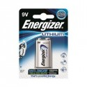 Pile 9V Lithium en blister ou plateau ENERGIZER
