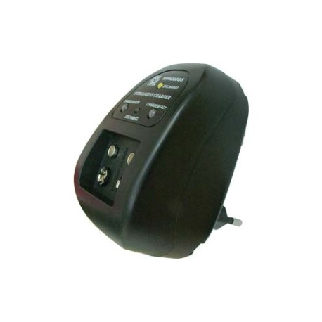 Chargeur de piles rechargeables 9v 1 2 accus - Pile 9v rechargeable ...