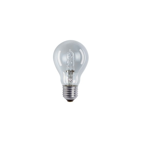 Ampoule E27 halogene eco forme classique 53W (equi 75W)