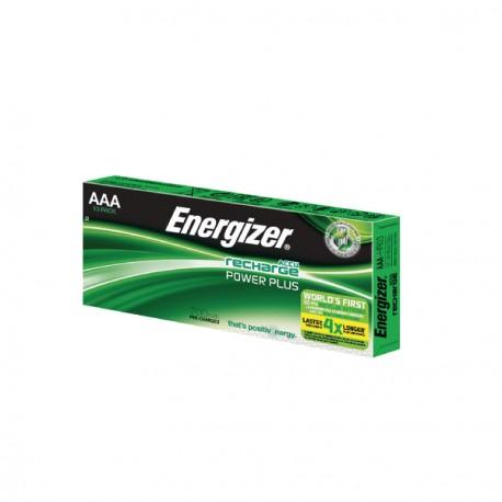 Boite de 10 accus AAA 700mAh préchargés ENERGIZER