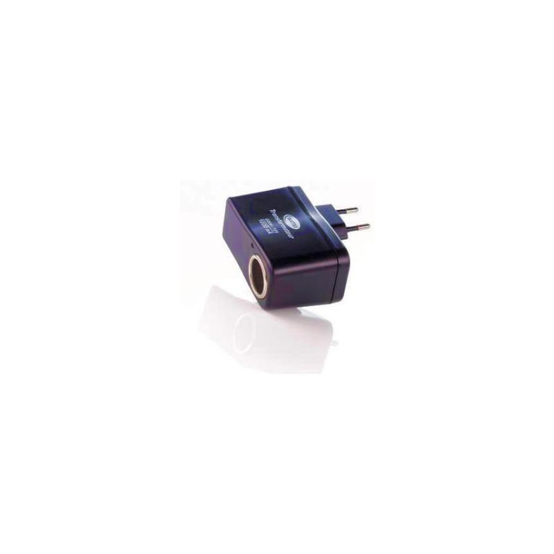 Transformateur 230v 12v allume cigare 1a for Transformateur allume cigare prise secteur darty