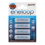Accus AA ENELOOP 2000 Sanyo par 4 - HR-3UTGA