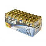 32 Piles AA LR6 Alcaline MAXELL