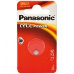 Pile SR621 1,55V pour montre Panasonic par 1