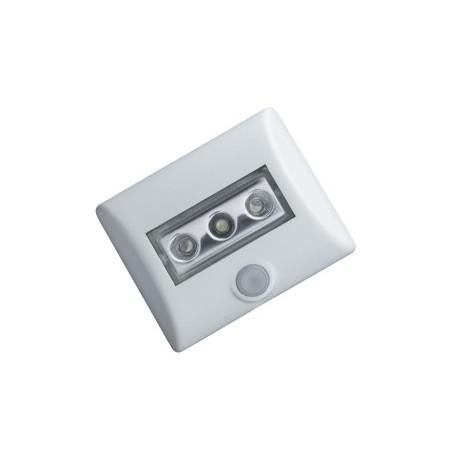 NightLux Argent - Lumière automatique pour recoins sombres