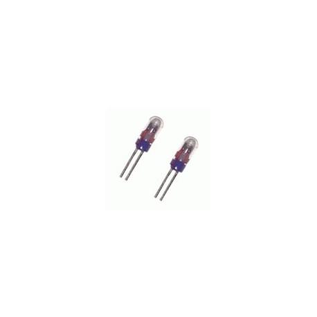 2 Ampoules pour MAGLITE SOLITAIRE