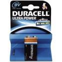 Pile 9V 6LR61 DURACELL ULTRA POWER