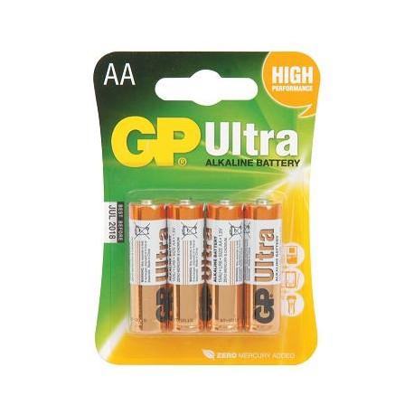 Pile AA Alcaline GP ULTRA