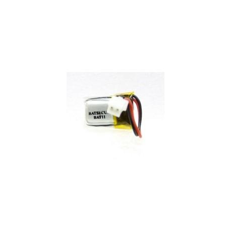 Pile BATLI11 LiPo 3,6V 70 mAh pour alarme DAITEM LOGISTY