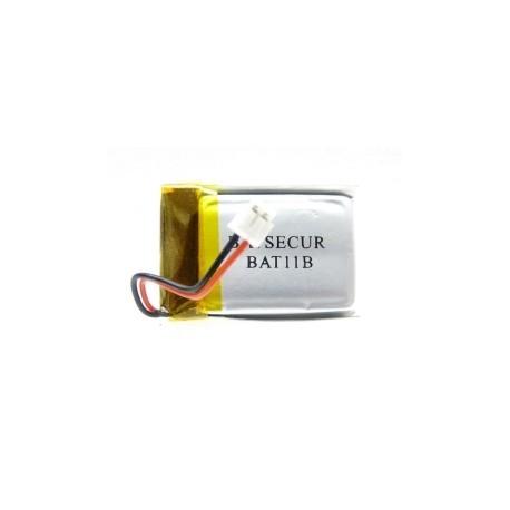 Pile BATLI11b LiPo 3,6V 270mAh pour alarme LOGISTY DAITEM