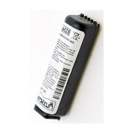 Pile Alarme BAT28 2x3,6V 18Ah équivalence Pile BATLI28
