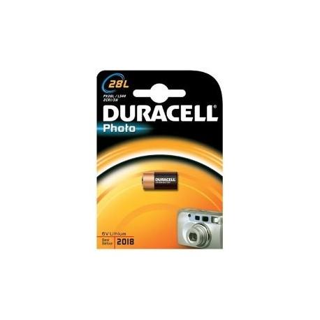 Pile alarme 6V Lithium DURACELL équivalence BATLI03