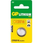 Pile bouton pour alarme 3V Lithium équivalence BATLI07