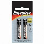 2 Piles AAAA LR61 Alcaline 1.5V ENERGIZER