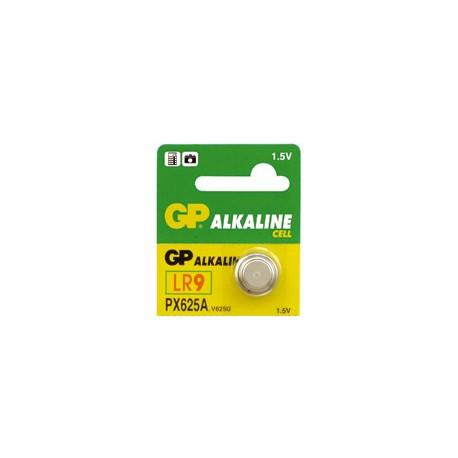 Pile bouton LR9 PX625 Alcaline