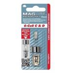 Ampoule Xenon de remplacement pour MAGLITE ML6/LCL6