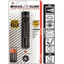 MAGLITE XL200 noir + 3AAA incluses