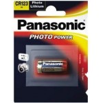 Pile CR123 3V Lithium PANASONIC