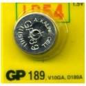 Pile bouton LR54 189 Alcaline