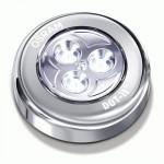 Lampe de poche OSRAM DOT it CLASSIC Argent