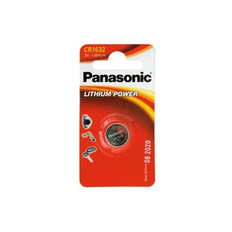 Pile CR1632 3V PANASONIC