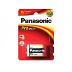 Pile 6LR61 9V Pro Power PANASONIC
