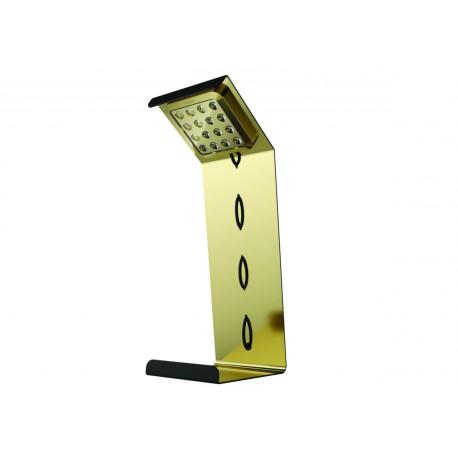 lampe de bureau led couleur or. Black Bedroom Furniture Sets. Home Design Ideas