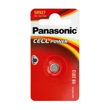 Pile pour montre SR927 1,55V PANASONIC