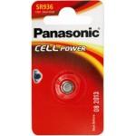 Pile pour montre SR936 1,55V PANASONIC
