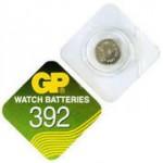 Pile bouton SR41 384/392 Oxyde d'argent