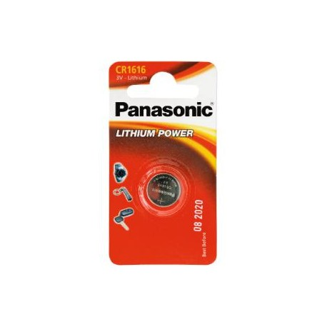 Pile CR1616 3V PANASONIC