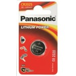 Pile CR2025 3V PANASONIC