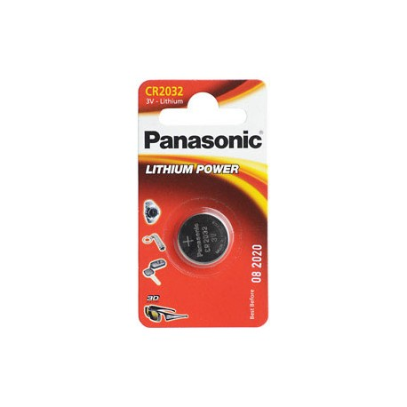 Pile CR2032 3V PANASONIC