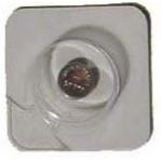Pile bouton SR57 395 Oxyde d'argent