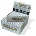 Feuilles à rouler RIZLA+ Grande boite de 50 paquets