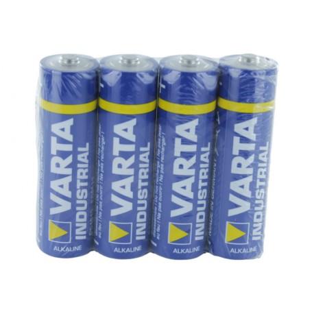 4 Piles AA LR06 VARTA Industrial
