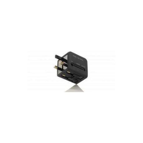 Adaptateur kit universel compact avec parasurtenseur