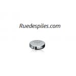 Pile bouton V344 344 SR1136 SR42 Oxyde d'argent VARTA