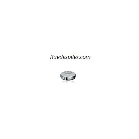 Pile bouton V350 350 SR1136SW Oxyde d'argent VARTA