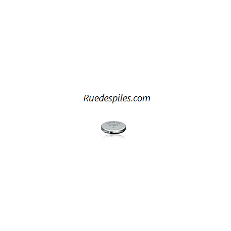 Pile bouton V381 381 SR1120SW SR55 Oxyde d\'argent VARTA