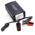 Convertisseur voiture 12V 230V 300W + USB