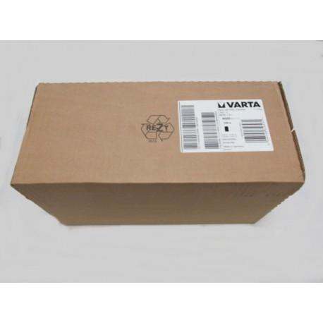 Carton de 100 piles LR20 VARTA Industrial