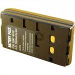 Batterie pour NP-55 Black 6V Ni-Mh 2000mAh