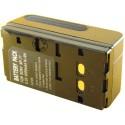 Batterie pour NP-77 Black 6V Ni-MH 4400mAh