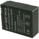 Batterie pour GO PRO AHDBT-201 AHDBT-301 3.7V 1050mAh