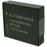 Batterie pour SAMSUNG BP125A 3.7V Li-Ion 1250mAh