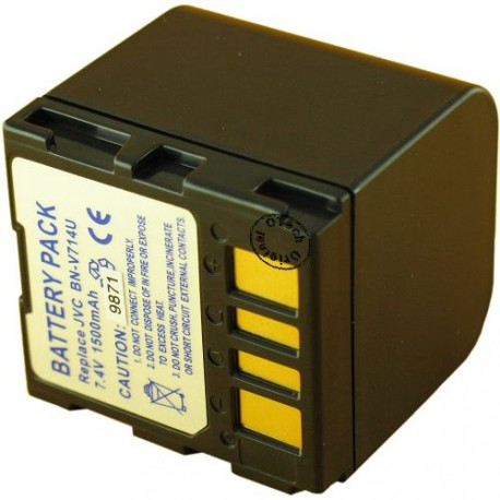 Batterie pour SB-LSM80 7.2V Li-Ion 800mAh
